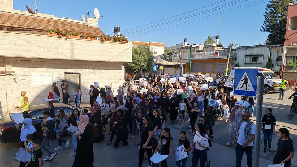 ايقاف حملة الإعتقالات وتصفية الحسابات مع شبابنا العرب